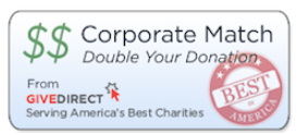 Employer Match Program BUTTON